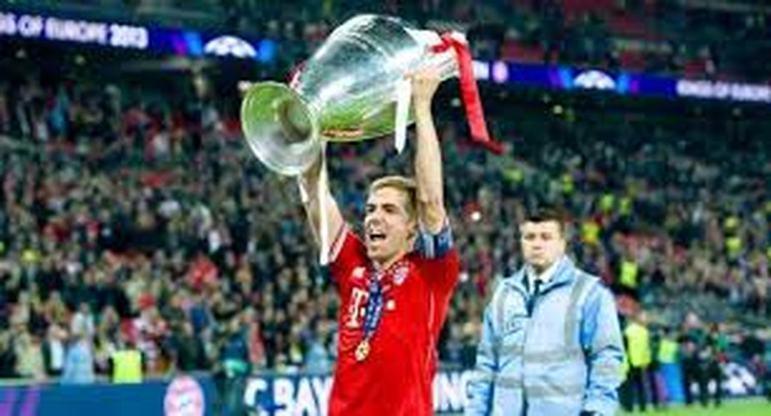 Principais títulos de Lahm na década: Liga dos Campeões da UEFA: 2012–13; Mundial de Clubes da FIFA: 2013; Copa do Mundo: 2014