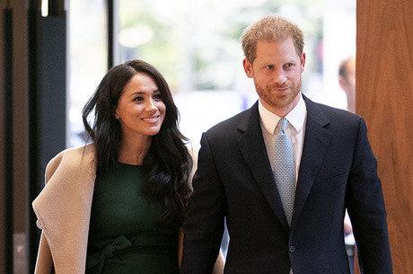 Príncipe Harry teria conseguido trabalho  para Meghan