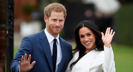 Príncipe Harry e Meghan Markle abandonaram a realeza