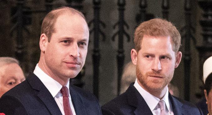 Príncipes Harry e William irão se reunir pela primeira vez desde abdicação de Harry