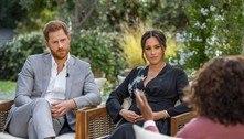 Família real é pressionada para responder Harry e Meghan