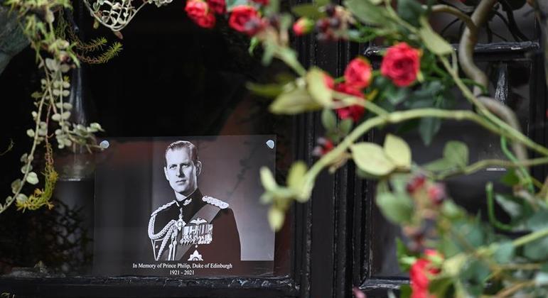 Philip morreu nesta sexta-feira, aos 99 anos