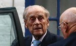 O Príncipe Philip, internado a duas semanas em Londres, passou nesta semana por uma cirurgia cardíaca. Segundo o Palácio de Buckingham, o marido da rainha Elizabeth II foi internado para tratar de uma infecção. Ele foi transferido para outro hospital na sexta-feira (5), para poder se recuperar da operação