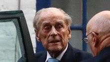 Príncipe Philip continuará internado neste fim de semana