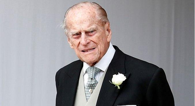 Príncipe Philip é levado ao hospital depois de passar mal