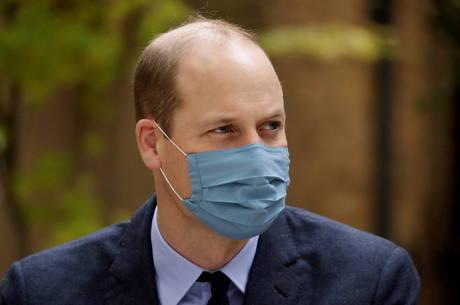 Príncipe William teria tido covid em abril, diz BBC