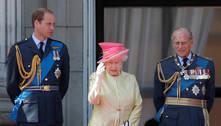 Príncipe William homenageia o avô, príncipe Philip: 'Sempre serei grato'