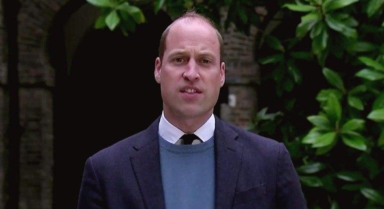 Príncipe William, o número dois na sucessão ao trono britânico