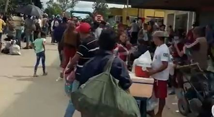 Roraima enfrenta chegada de venezuelanos