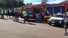 Vídeos mostram resgate após ataque a creche em Saudades (SC)