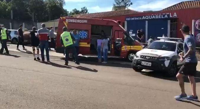 Duas professoras e três crianças foram mortas em escola infantil de Saudades