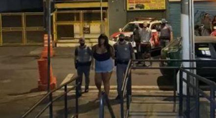 Polícia prende grupo no centro de São Paulo