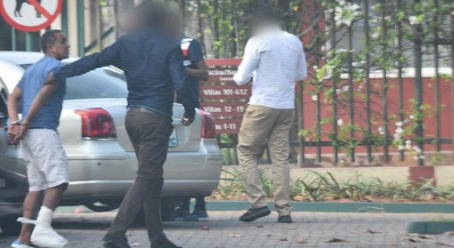 Traficante foi preso em hotel de luxo em Maputo, capital de Moçambique