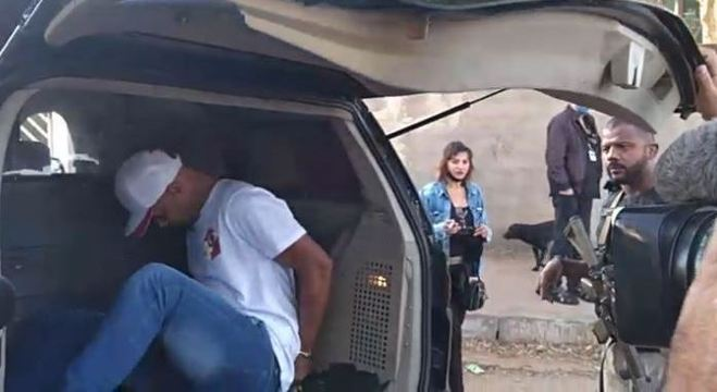 Policiais fizeram campana em casa de Itaquaquecetuba e prenderam suspeito