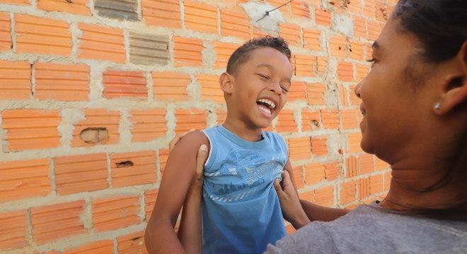 Priscila conseguiu se livrar das drogas e hoje mantém os filhos com ajuda assistencial