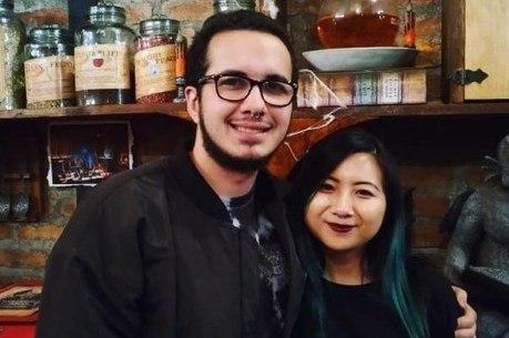 Israel e Priscila vão para o Japão em outubro