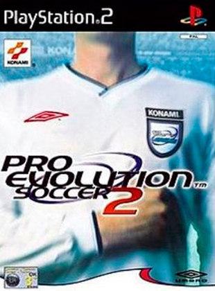 Pro Evolution Soccer 2, PES, lançado em 2002