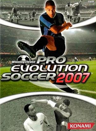 Pro Evolution Soccer 2007, PES, lançado em 2006