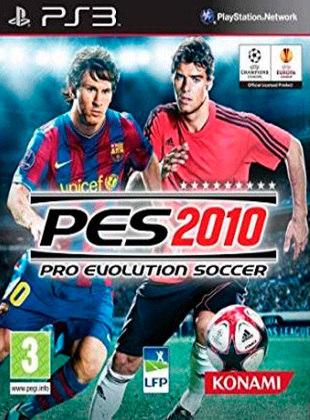 Pro Evolution Soccer 2010, PES, lançado em 2009
