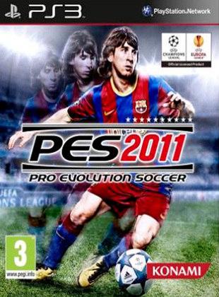 Pro Evolution Soccer 2011, PES, lançado em 2010