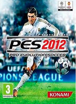 Pro Evolution Soccer 2012, PES, lançado em 2011