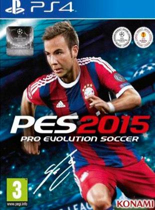 Pro Evolution Soccer 2015, PES, lançado em 2014