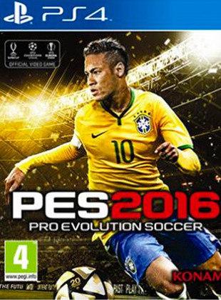 Pro Evolution Soccer 2016, PES, lançado em 2015