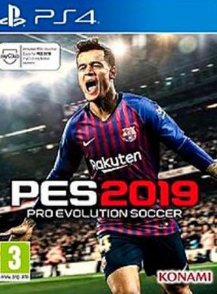 Pro Evolution Soccer 2019, PES, lançado em 2018