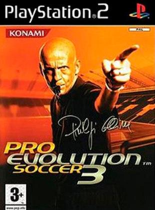 Pro Evolution Soccer 3 , PES, lançado 2003