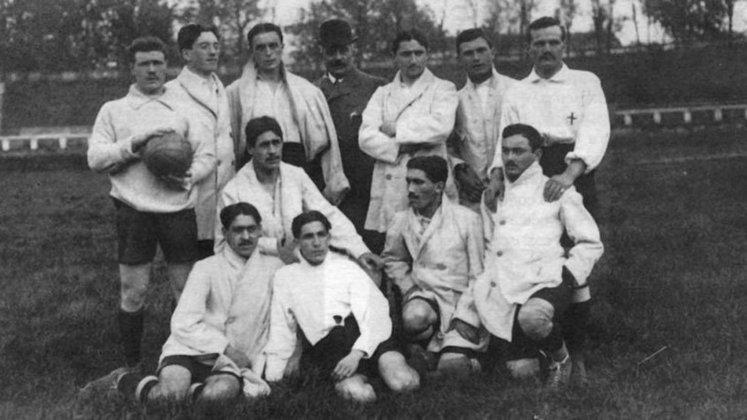 Pro Vercelli - Divisão atual: terceira divisão italiana- Títulos: sete Campeonatos Italianos.