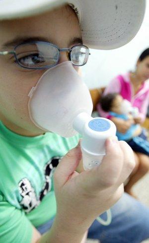 Crianças e idosos sofrem mais com ar seco e poluição