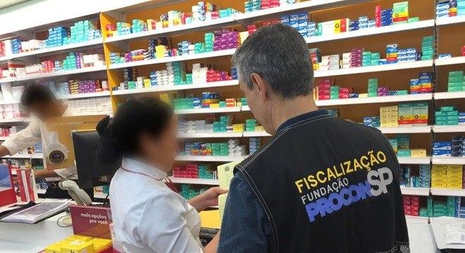 Pesquisa de preços de remédios aponta diferença de até 41%