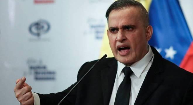 Tarek Saab afirmou que o acusado tinha imagens da PDVSA no celular apreendido