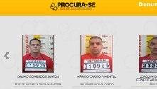 Governo de Minas divulga lista com 21 criminosos mais procurados