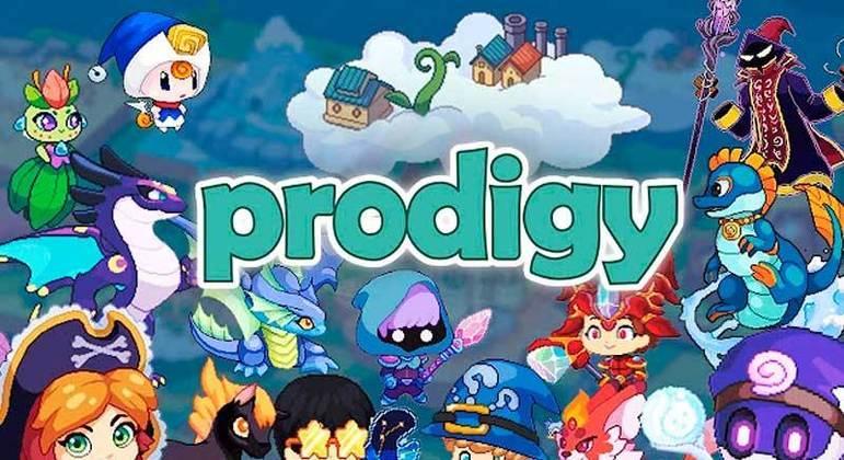 Prodigy Match Game