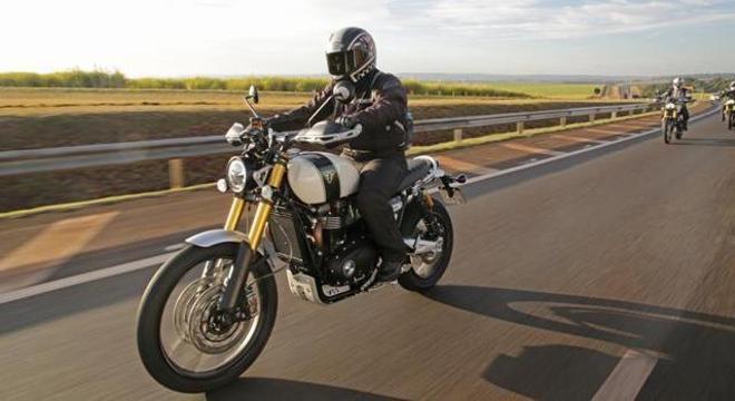Motocicleta se torna principal meio de mobilidade diante da necessidade de afastamento social
