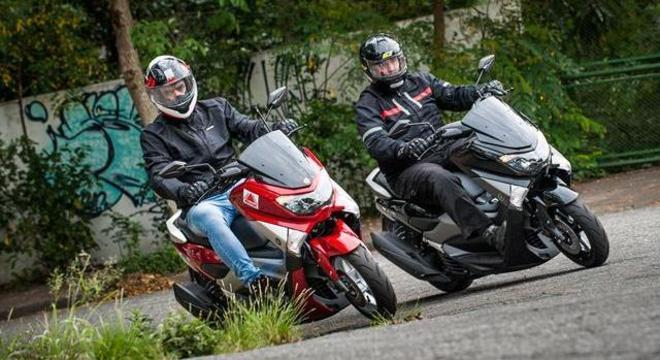 Vendas de motonetas mantém alta