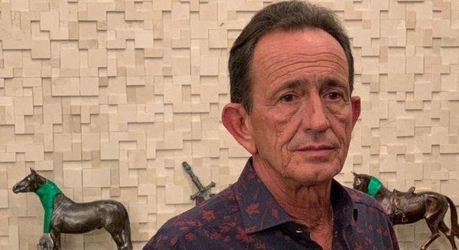Produtor rural Felipe Hamilton Loureiro, de 60 anos, luta na Justiça para recuperar cavalo que está em isolamento há três anos