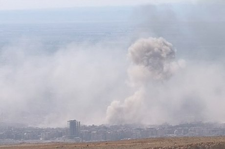Bombas químicas teriam ferido mais de 500 pessoas