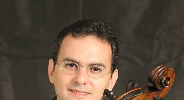 Professor Filipe Aquino (Foto: Arquivo pessoal)