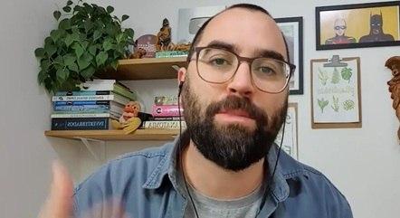 Professor Guilherme de Biologia no Esquenta Enem do R7 Ensina