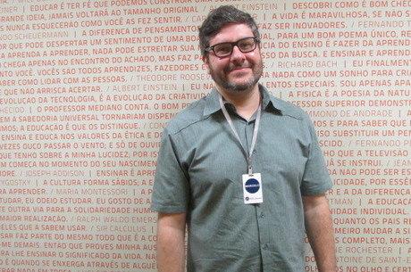 Professor Marcelo Ganzela fala sobre inclusão