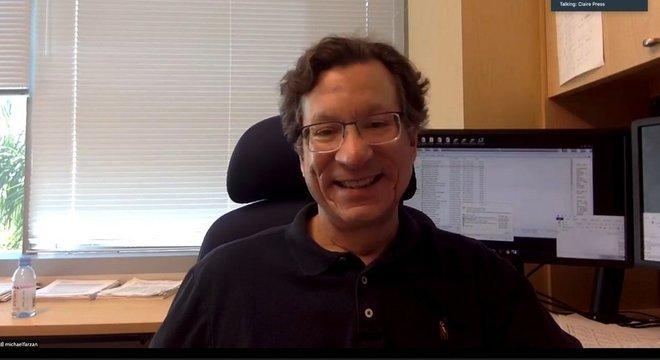 Mike Farzan trabalhou na descoberta dos receptores ACE-2 durante a epidemia de Sars de 2003