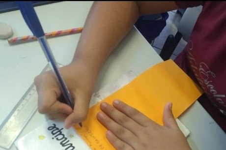 Projeto desenvolve leitura e escrita