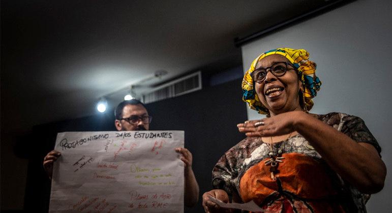 SME promove formação do Projeto Portas Abertas para professores da rede municipal em SP