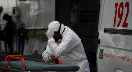 Amazonas soma 13.349 mortes pela covid-19