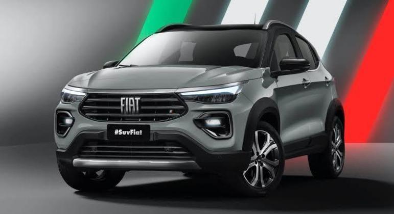 Novo SUV terá plataforma totalmente nova