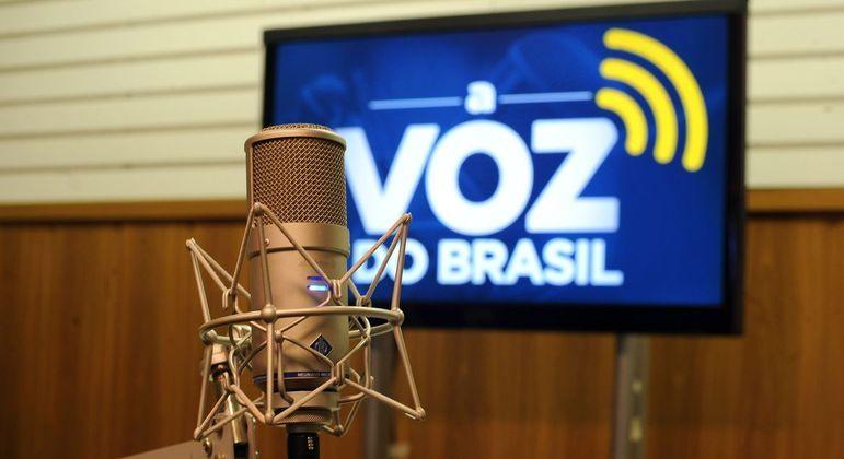"""Programa """"A Voz do Brasil"""" mantém horário flexível em dias de jogos"""