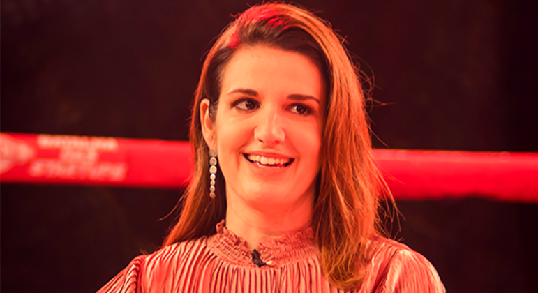 Eliana Cassandre é entrevistada no Inova 360 (Foto: Divulgação)