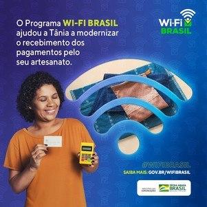 Wi-Fi Brasil gera oportunidades de negócio e crescimento aos pequenos comerciantes Brasil afora